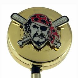 Pittsburgh Pirates Badge Reel Retractable Security ID Card H