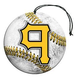 Pittsburgh Pirates Baseball Air Freshener Vanilla Scent 3 Pa