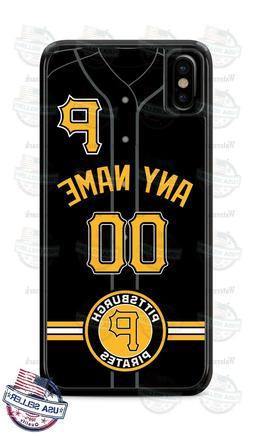 PITTSBURGH PIRATES BASEBALL DESIGN PHONE CASE COVER FOR iPHO