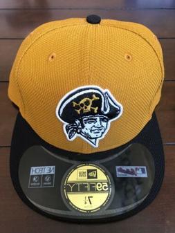 Pittsburgh Pirates New Era Batting Practice Hat NWT 7 1/4