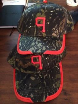 Pittsburgh Pirates CAMO Hats Set of 2 SGA NEW Great Baseball