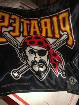 Pittsburgh Pirates Car Flag. Pirate on it. Printed Both Side