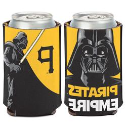 Pittsburgh Pirates Darth Vader Can Cooler 12 oz. Koozie Star