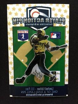 Pittsburgh Pirates Dave Parker jersey lapel pin-Collectible-
