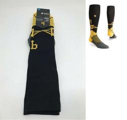STANCE Pittsburgh Pirates Diamond Pro Men's Baseball Socks L