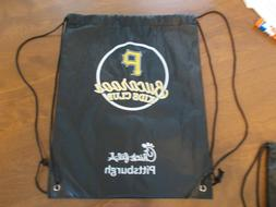 pittsburgh pirates drawstring bag 17 by 13 inches