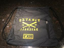 Pittsburgh Pirates Drawstring Bag SGA  NEW - Great Quality!