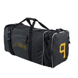 """Pittsburgh Pirates Duffel Bag """"Steal"""" Official MLB"""