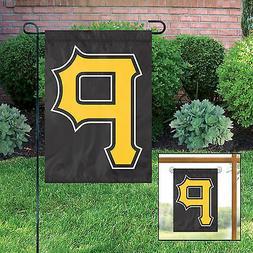 PITTSBURGH PIRATES Embroidered Garden Window FLAG