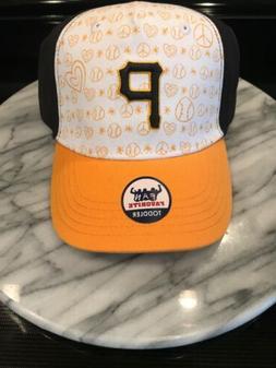 Pittsburgh Pirates Fan Hat Toddler