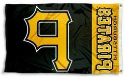 pittsburgh pirates flag 3x5 banner 3 x