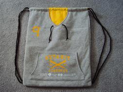 Pittsburgh Pirates Hoodie Sweatshirt Drawstring Backpack Boo