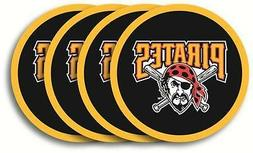 PITTSBURGH PIRATES ~ Lot of  MLB Vinyl Drink Coasters ~ New!