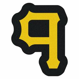 Pittsburgh Pirates Mascot Area Rug Floor Mat