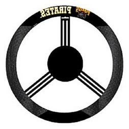 Pittsburgh Pirates Mesh Steering Wheel Cover  MLB Car Auto T