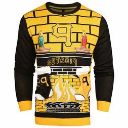 Pittsburgh Pirates MLB 3D Ugly Christmas Sweater