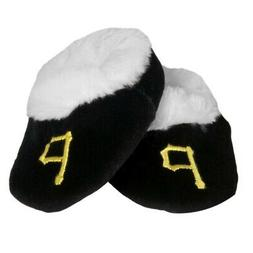 Pittsburgh Pirates MLB Baby Bootie Slippers