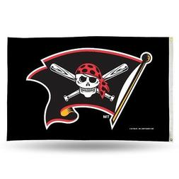 Pittsburgh Pirates MLB 3in x 5in Banner Flag
