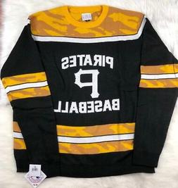 Pittsburgh Pirates MLB Holiday - Glow In The Dark Sweater -