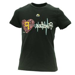 Pittsburgh Pirates Majestic MLB Official Girls Youth Size T-