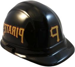 Pittsburgh Pirates MLB Team Hard Hat with Pin Lock Suspensio