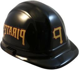 Pittsburgh Pirates MLB Team Hard Hat with Pin Lock Suspensio