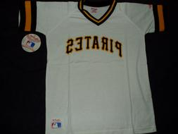 Pittsburgh Pirates NWT NL Central buttondown or pullover lic