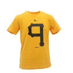 Pittsburgh Pirates Official MLB Majestic Apparel Kids Youth