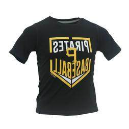 Pittsburgh Pirates Official MLB Genuine Apparel Youth Kids S