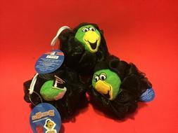 Pittsburgh Pirates Parrot Loofah MLB Licensed Mascot Bath Sp