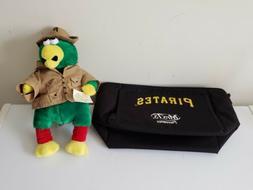 Pittsburgh Pirates Parrot Safari Mascot Lunch Bag Insulated