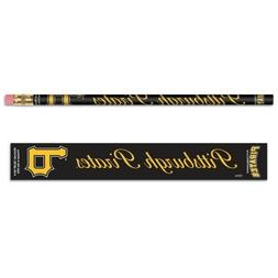 Pittsburgh Pirates Pencils 6 Pack