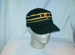 PITTSBURGH PIRATES PILLBOX HAT RETRO CAP  ONE SIZE FITS ALL