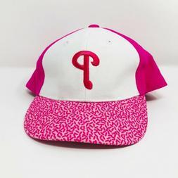 MLB PITTSBURGH PIRATES Pink Baseball Snapback Hat Cap Toddle