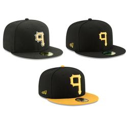 pittsburgh pirates pit mlb authentic 59fifty fitted