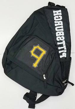 Pittsburgh Pirates Premium Backpack Heavy Duty Sling Design