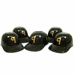 Pittsburgh Pirates Rawlings MLB Ice Cream Snack Helmets 5 Pa