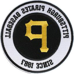 Emblem Source Pittsburgh Pirates Round Secondary Team Logo P