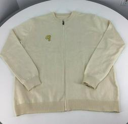 Pittsburgh Pirates Size XL Cardigan Sweater Full Zip PNC  NW