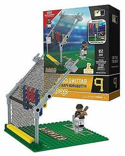 Pittsburgh Pirates OYO Sports Toys Batting Cage Set with Min