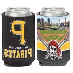 Pittsburgh Pirates Stadium Can Cooler 12 oz. Koozie