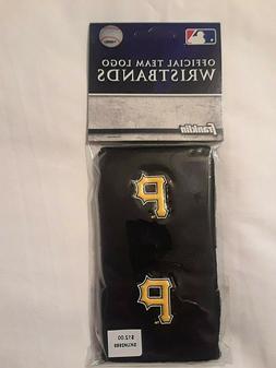 Pittsburgh Pirates sweatbands wristbands set one size fits a