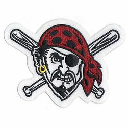 Pittsburgh Pirates Team Sleeve MLB Logo Patch Jersey Officia