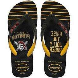 Pittsburgh Pirates Havaianas Top Sandals