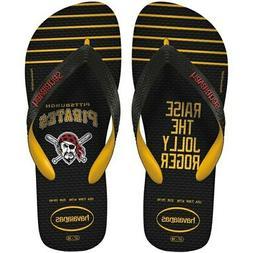 Havaianas Pittsburgh Pirates Women's Top Sandals
