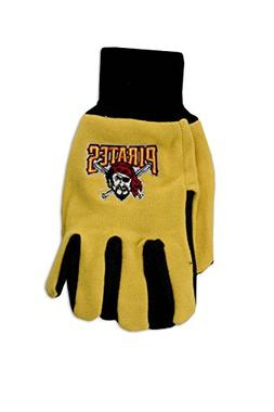 Pittsburgh Pirates Two Tone Sport Utility Gloves