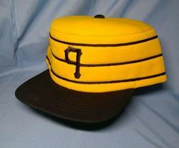 Pittsburgh Pirates Vintage Pill Box Hat Cap XL NEW! Baseball