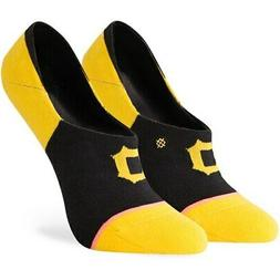 Pittsburgh Pirates Stance Women's Invisible No Show Socks