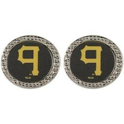 Pittsburgh Pirates WinCraft Women's Round Post Earrings