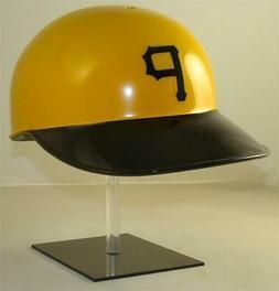 Pittsburgh Pirates Yellow Rawlings Throwback Full Size Baseb